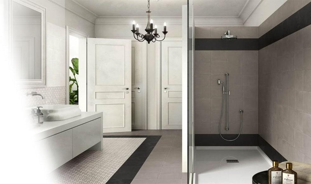 Тёплый пол для ванной комнаты